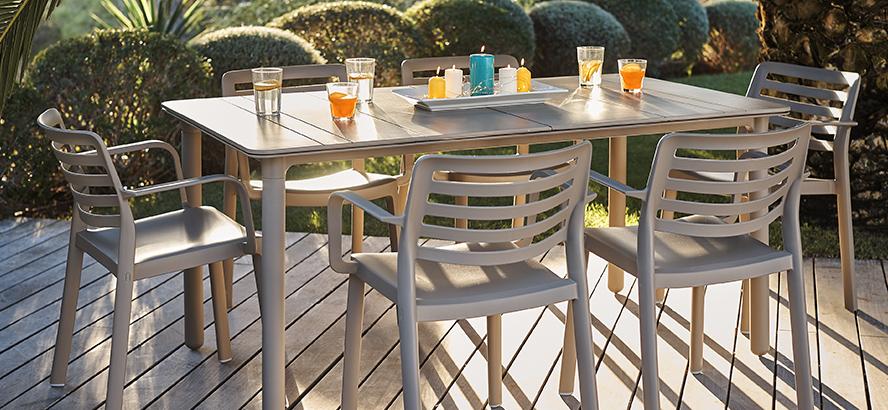 Mobilier Hesperide Pour Balcon Optez Pour Une Table Et